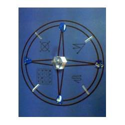 Mandala minéral de Jupiter