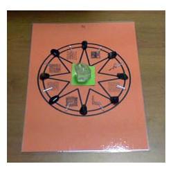 Mandala minéral de Mercure