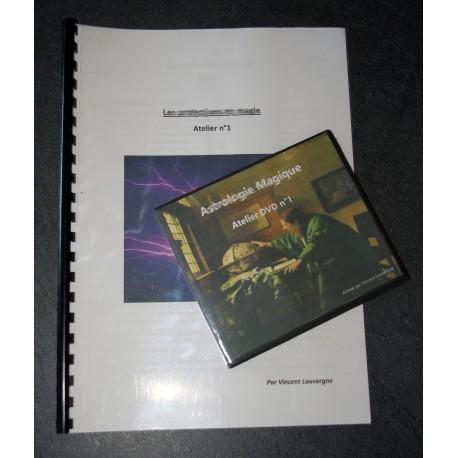 La magie des égrégores - Les 5 ateliers DVD