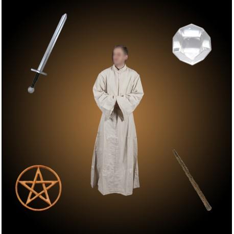 Les armes magiques - les 5 ateliers