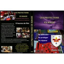 Les protections en magie - DVD du stage