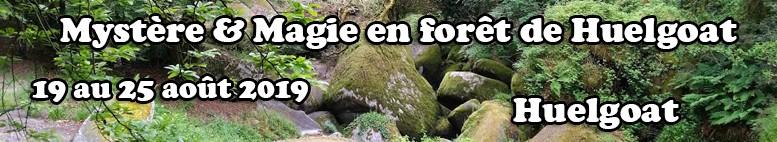 Mystère & Magie en forêt de Huelgoat